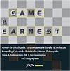 Game and Earnest cover